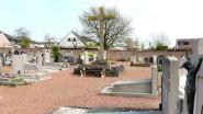 Het calvariekruis blijft zeker staan op het kerkhof