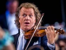 André Rieu brengt nieuwjaarsconcert naar witte doek