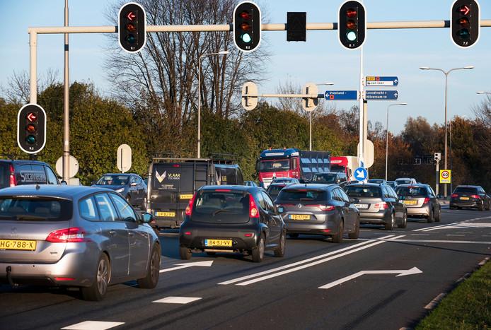 De provincie wil de N201 aanpassen vanwege de grote drukte op deze weg.
