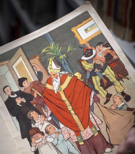 Zwarte Piet afgeschminkt en verwijderd uit de bibliotheek: een nieuwe boekverbranding?