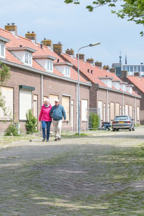 RWS hoopt dichtgetimmerde huisjes in Goes-West begin volgend jaar te kunnen slopen