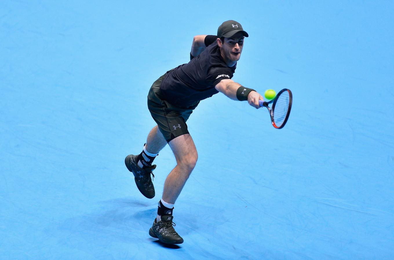 Andy Murray Soeverein Naar Laatste Vier Bij ATP Finals