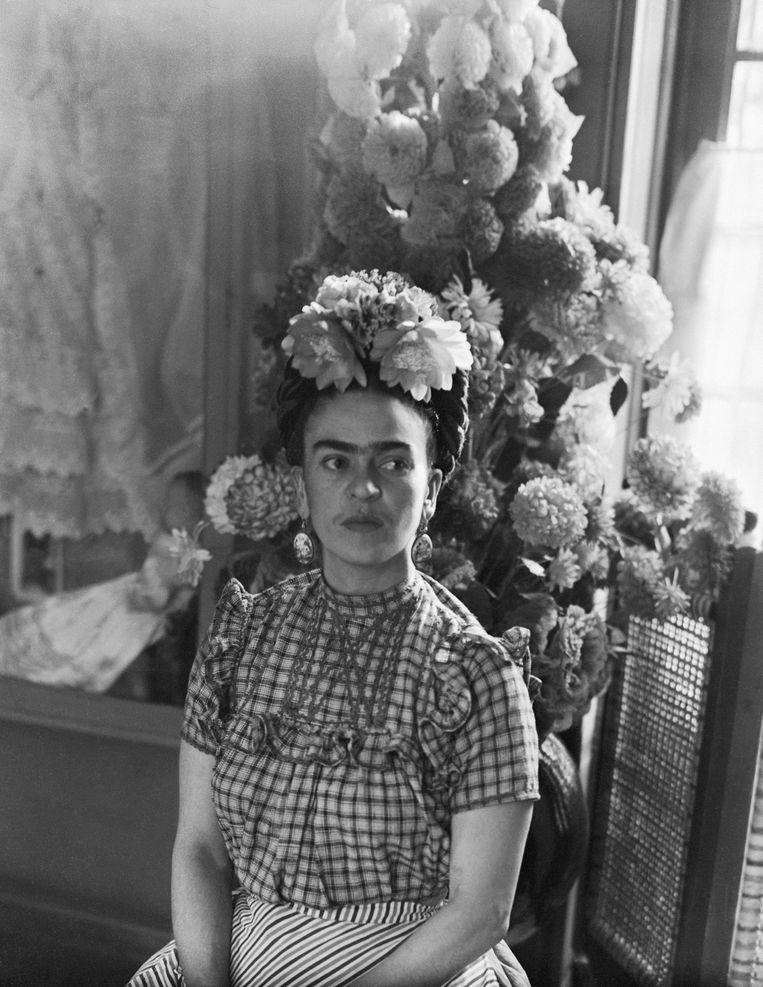 Frida Kahlo. Beeld Bettmann Archive