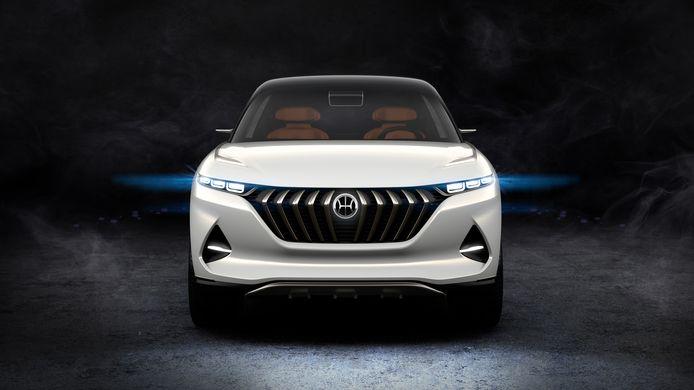 Dit studiemodel uit 2018 zou een voorbode kunnen zijn van een SUV.