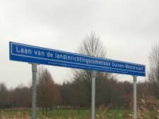 De langste straatnaam van Nederland is voor Duiven: het bordje meet maar liefst 2,6 meter