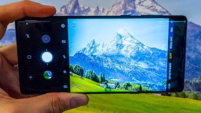 Samsung stelt Galaxy Note 9 voor: stuk duurder, maar zonder explosiegevaar