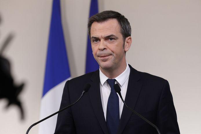 Le ministre français de la Santé Olivier Véran