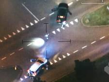 Politie houdt automobilist aan in Woerden na achtervolging op A12