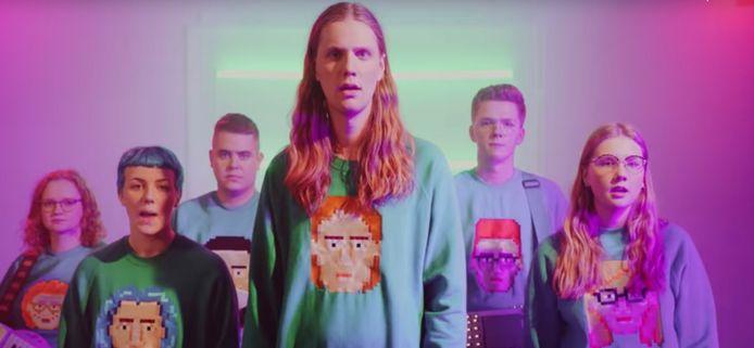 De inzending uit IJsland: 'Think About Things' van Daði og Gagnamagnið
