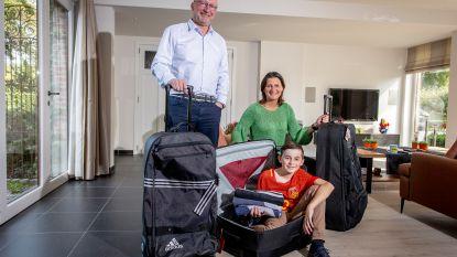 """Van Puyvelde ruilt over drie weken België in voor China: """"1 miljoen euro per maand? Ik wou dat het waar was"""""""