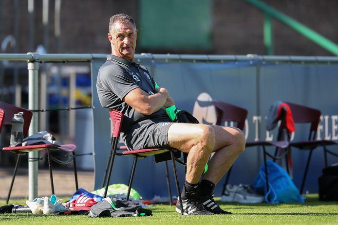 30-07-2020: Voetbal: De Graafschap v FC Eindhoven: Doetinchem pre season match  headcoach Ernie Brandts of Fc Eindhoven