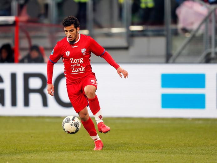 Yassin Ayoub is tot nog toe de beste speler van de FC