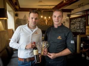 Lezersmenu oktober 2018: Grand Café De Kroon in Markelo