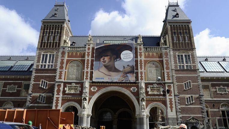 Het Rijksmuseum. Beeld ANP XTRA