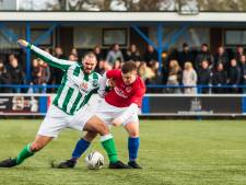 Uitslagen en doelpuntenmakers amateurvoetbal (zondag)