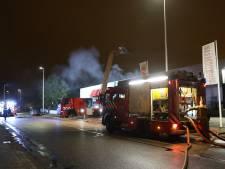 Grote brand in bedrijfspand Zoetermeer: 'Ik dacht: daar gaat mijn bedrijf, einde verhaal'