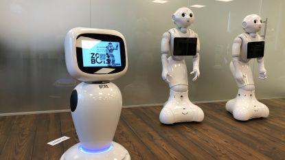 Robot James brengt bewoners rusthuizen en familie samen