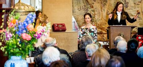Tachtig persoonlijke items Mata Hari onder de hamer