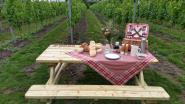Fietsroute langs zes hoeves en bijhorende picknick, want lokale producten zijn overheerlijk