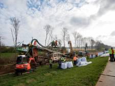 'Ingenieuze techniek' moet dijkverzakking Twentekanaal bij Zutphen voorkomen