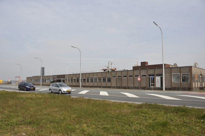 Dit gebouw, het in 2007 gesloopte douanekantoor op de grens van Sas van Gent en Zelzate, was volgens burgemeester Jan Lonink de ideale plek geweest voor een grensoverschrijdend arbeids- en zakencentrum.