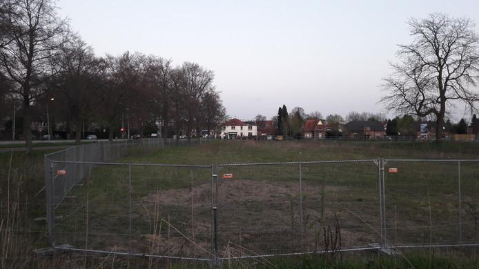 Op de hoek van de Keppelseweg en de IJsselstraat komt de nieuwe Lild in Doetinchem.