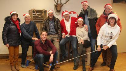 Dit weekend Winter Wonderland met kinderpret in Sint-Annazaal 'Winterstube'