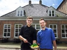 Een en al spaghetti in Heuvel 11 in Oosterhout