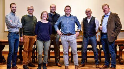 CD&V en Leefbaarder Zele stellen nieuwe bestuursploeg voor