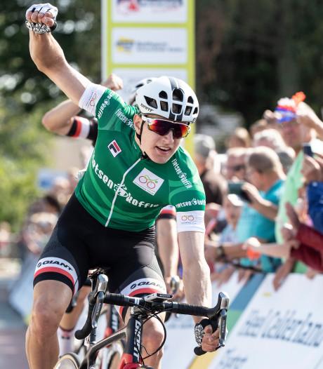 Duitse zege in Olympia's Tour in Duiven