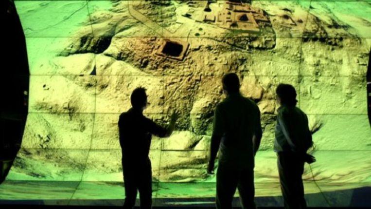 De vondst is gigantisch en heeft onderzoekers verbaasd