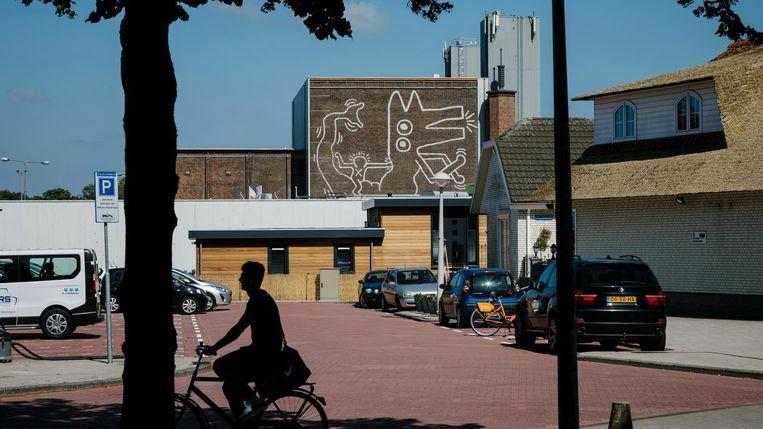 Keith Haring Beeld Marc Driessen