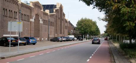 Tijdelijk andere inrichting Parallelweg Den Bosch