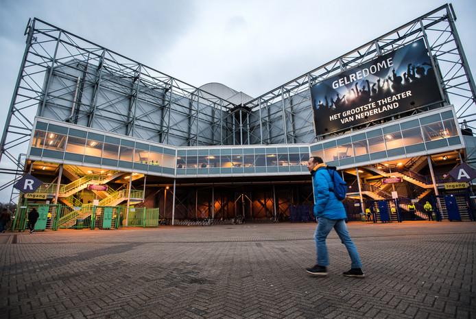 GelreDome in Arnhem, thuisbasis van Vitesse.