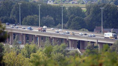 Verkeershinder verwacht door werken op E314-viaduct in Wilsele