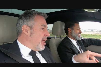Tv-presentator hekelt Belgische autobelastingen in  Pulp Fiction-parodie