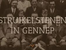 Website over Struikelstenen voor gedeporteerde Gennepse Joden