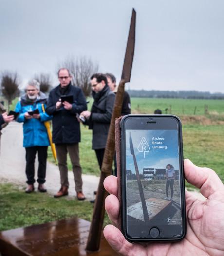 Historie Genneper Huys komt in Limburgse Archeoroute-app tot leven