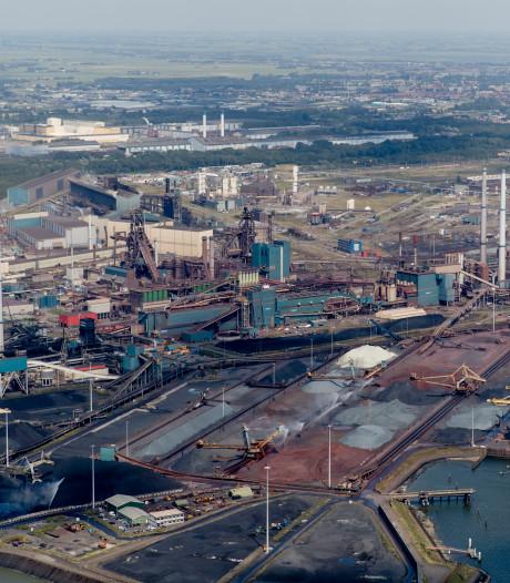 Explosie bij Tata Steel: vier gewonden