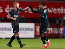 RKC stunt met winst op FC Twente in Enschede
