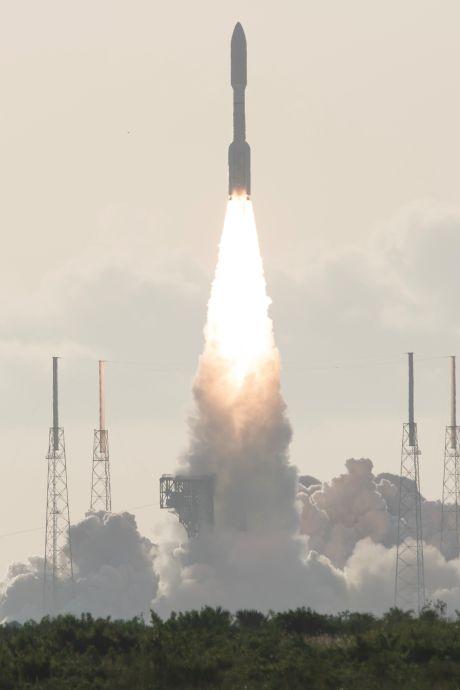 Le rover Perseverance de la NASA s'envole pour Mars