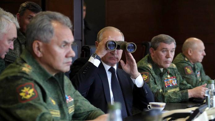 L'exercice Zapad-81 en 2017