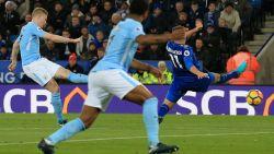 De Bruyne knalde met treffer tegen Leicester adembenemend record op de tabellen
