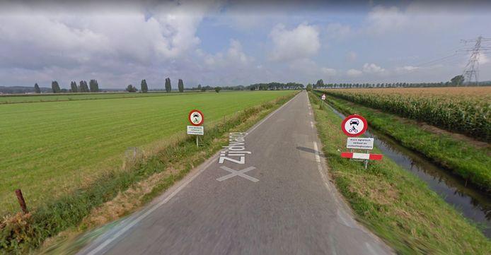 De Zijdvang tussen Rhenen en Wageningen.