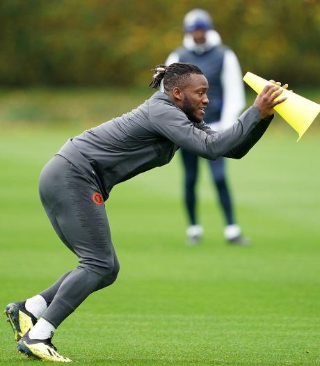 Le Chelsea de Batshuayi reprend les entraînements avec contact à quelques jours de la reprise