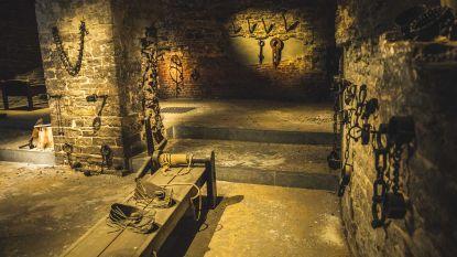 Voel foltertuigen in Gravensteen