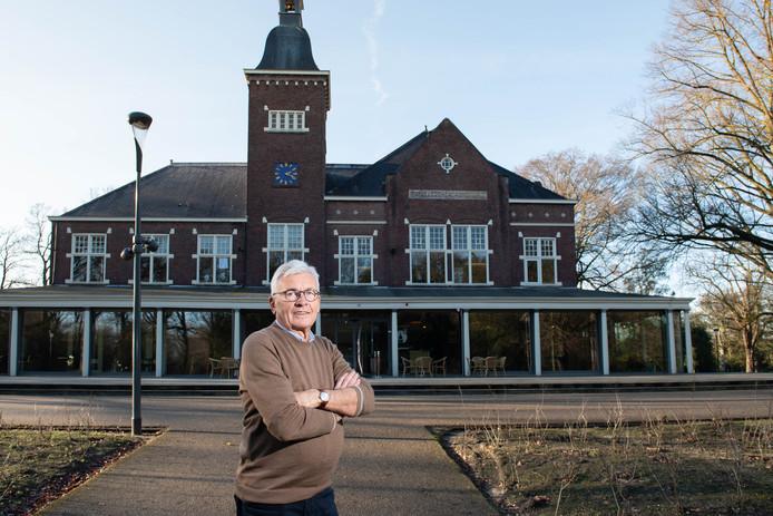 Henk Wolterink verlaat na vele jaren het bestuur van Het Parkgebouw