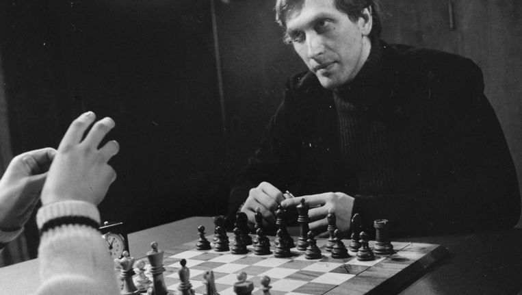 Bobby Fischer Beeld ANP