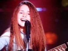 Luana (11) uit Roosendaal door bij Voice Kids