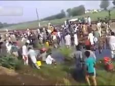 Beelden opgedoken van vlak vóór enorme explosie Pakistan